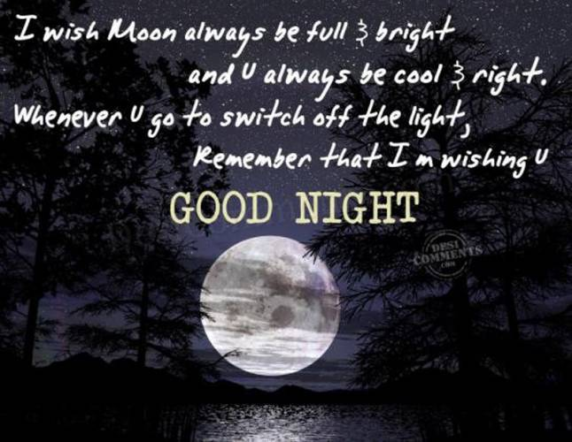 Good Night I Love You Quotes For Him 4 good night love quotes for